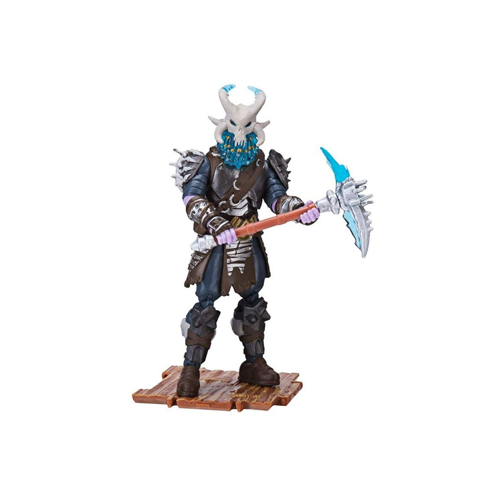 1:18 Archive Jazwares Fortnite Action Figure Checklist Guide Review Ragnarok
