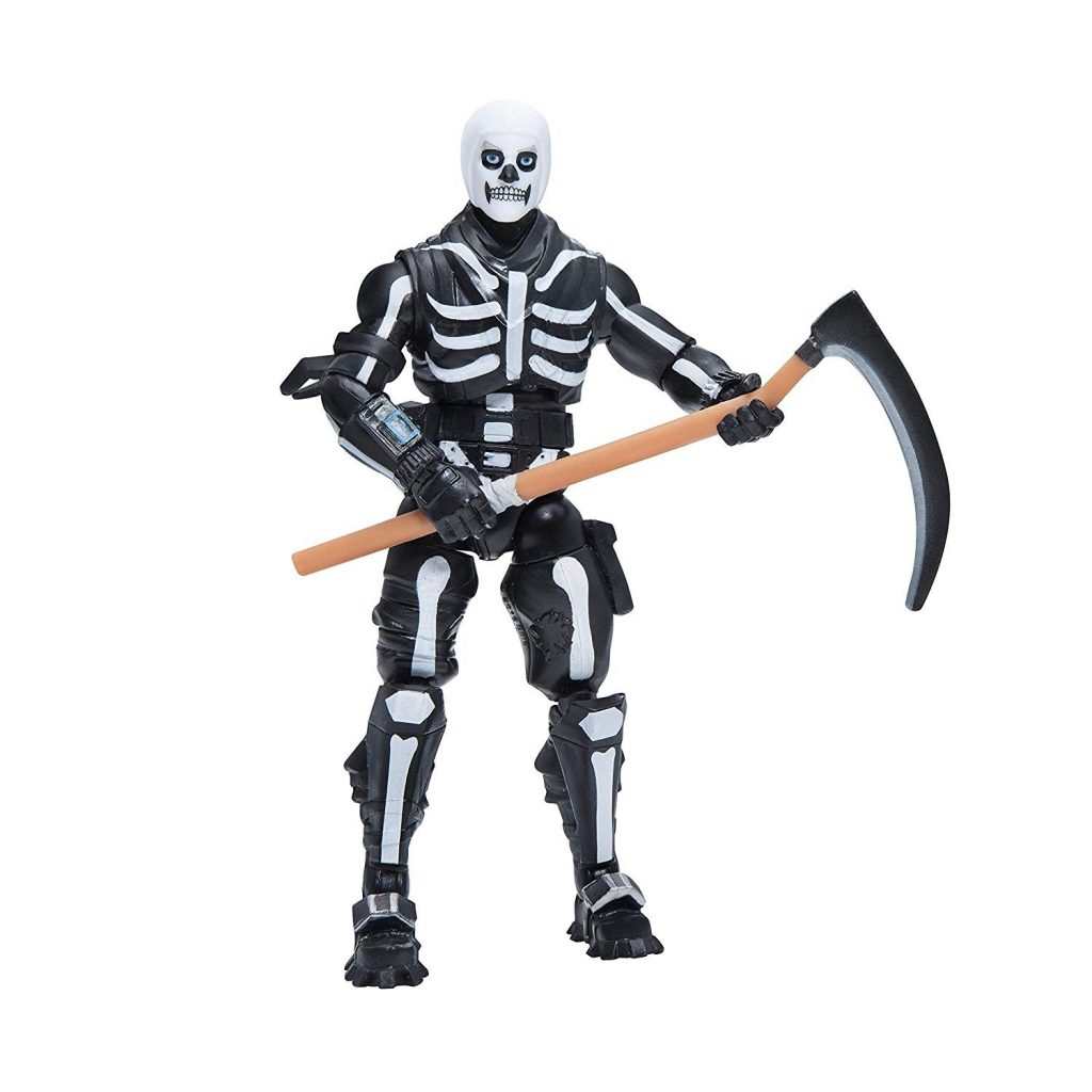 1:18 Archive Jazwares Fortnite Action Figure Checklist Guide Review Skull Trooper