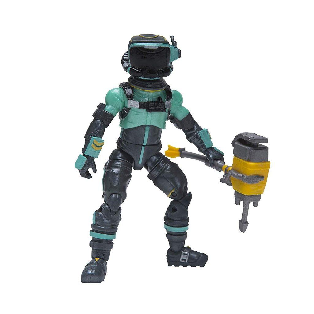1:18 Archive Jazwares Fortnite Action Figure Checklist Guide Review Toxic Trooper
