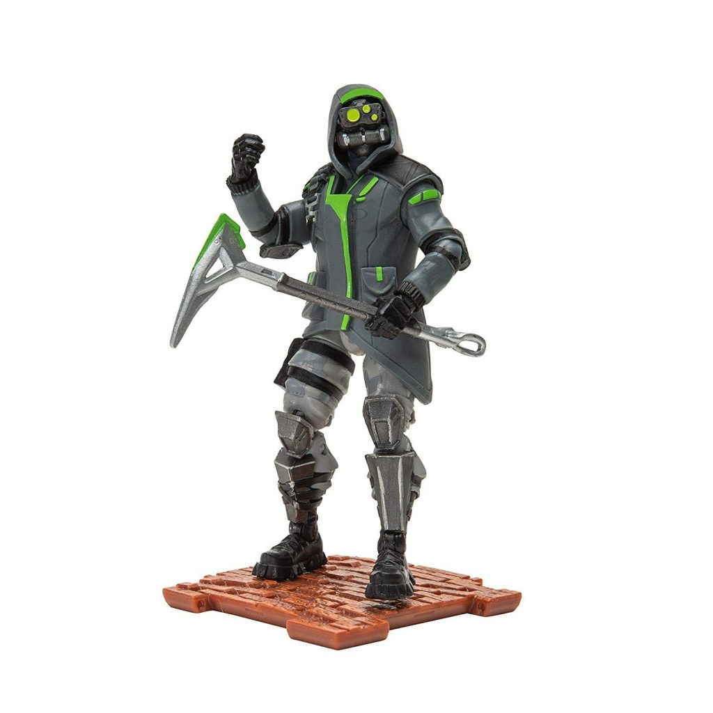 1:18 Archive Jazwares Fortnite Action Figure Checklist Guide Review Archetype