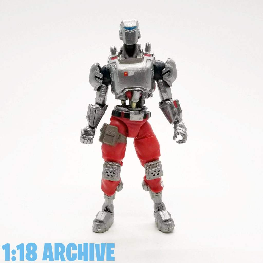 1:18 Archive Droid of the Day Jazwares Fortnite Action Figure Checklist Guide Review AIM