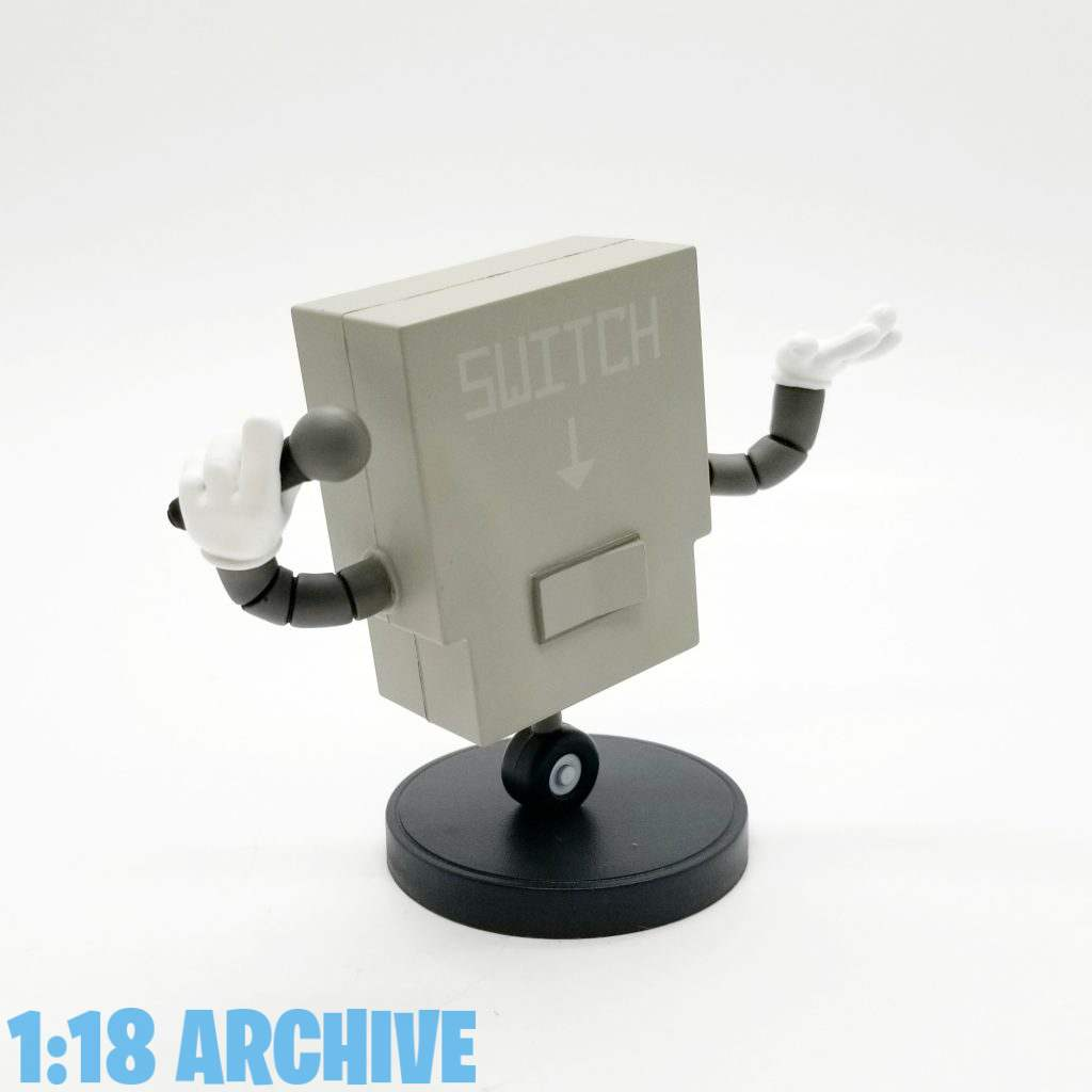 1:18 Action Figure Archive Droid of the Day Fangame Undertale reviews checklist guide mettaton