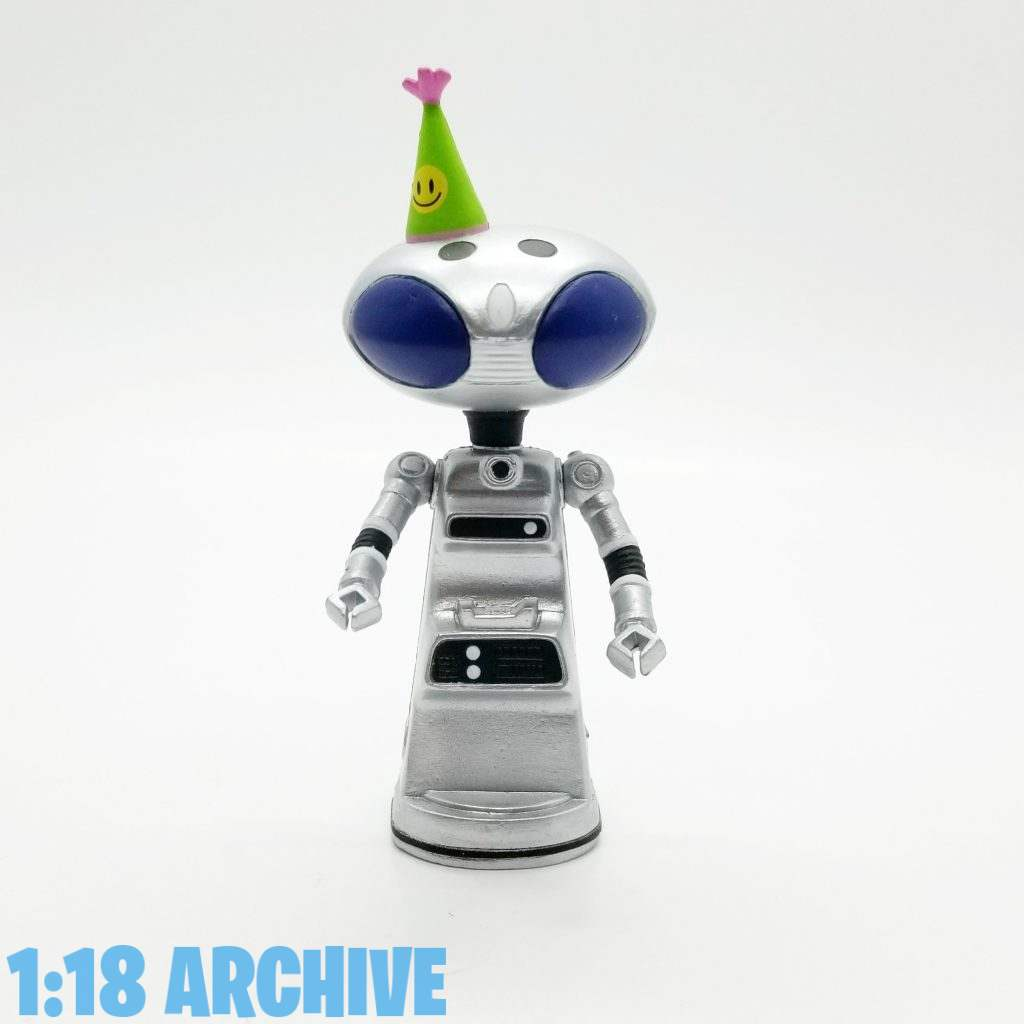 118 Archive Droid of the Day Reaction Checklist Review Guide Rocky SICO Pauly Birthday Droid