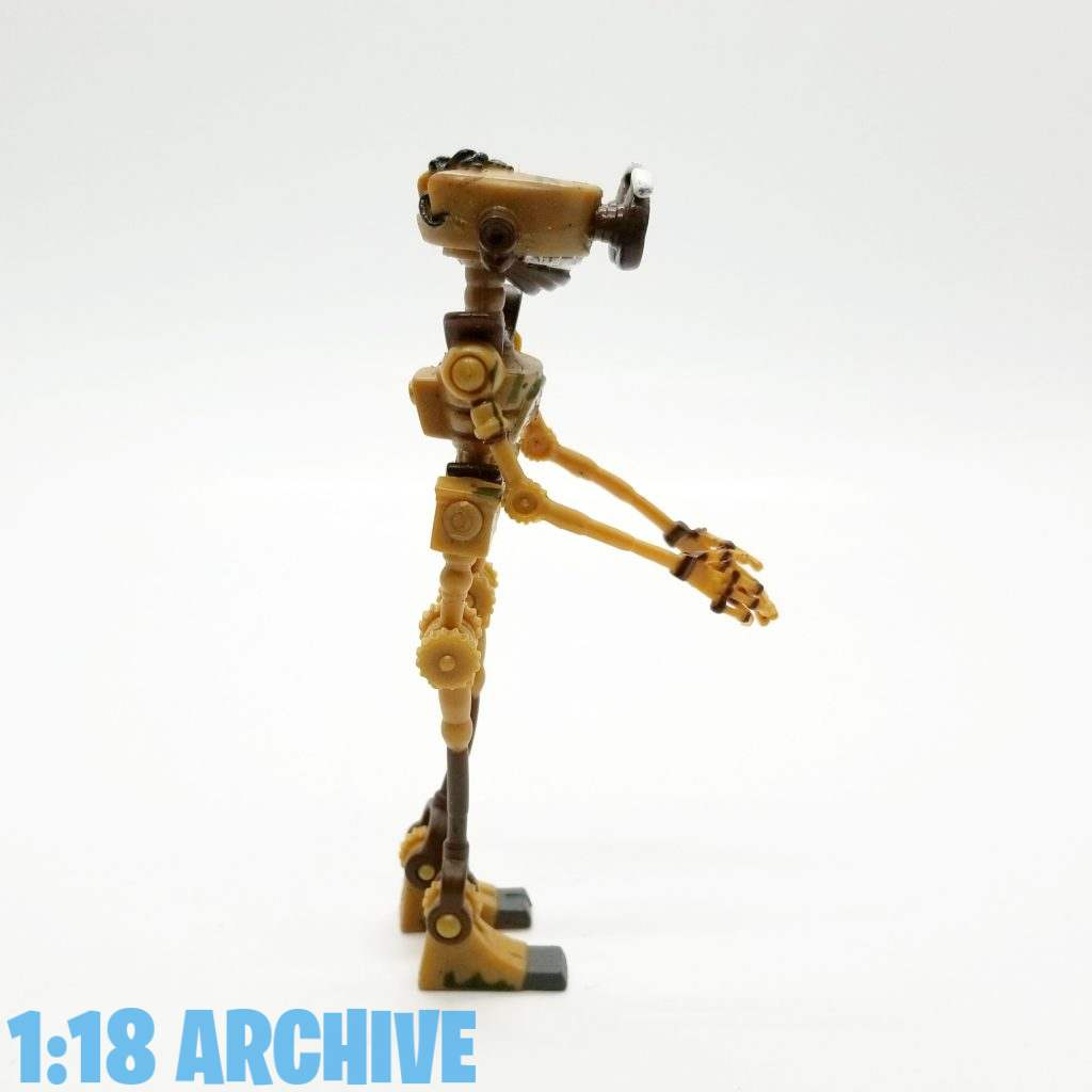 118 Archive Hasbro Treasure_Planet Action Figure Checklist Guide Review BEN