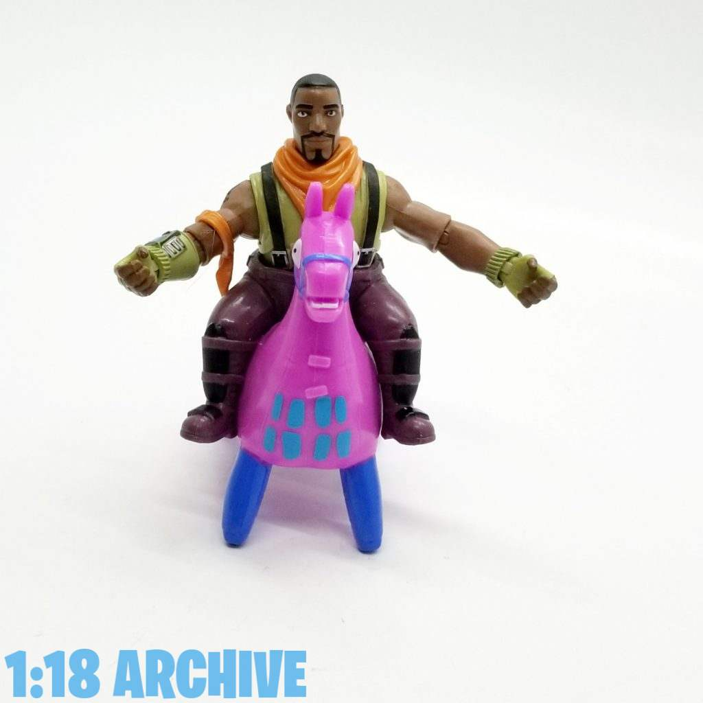 "1:18 Action Figure Archive Jazwares 4"" Fortnite Action Figure Checklist Guide Review Giddyup"