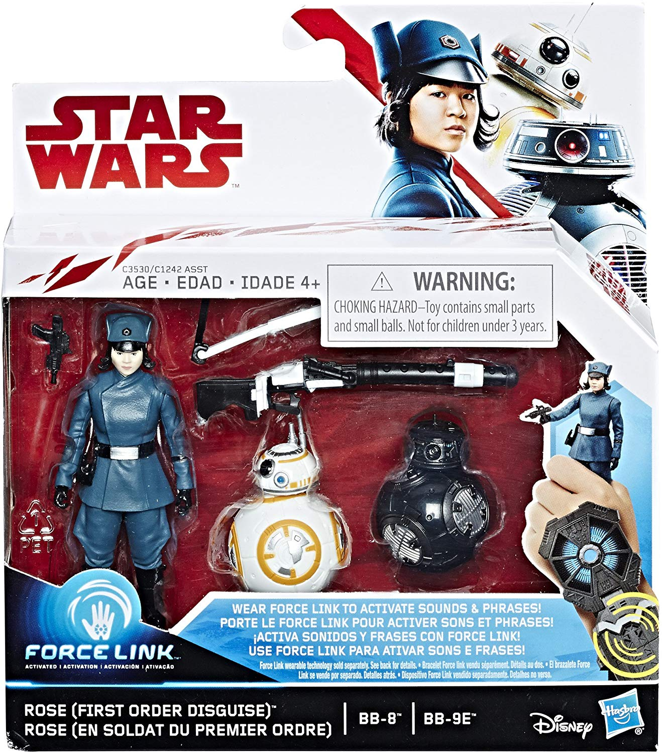 118 Action Figure Archive Droid of the Day Hasbro Star Wars The Last Jedi Action Figure Checklist Review Guide BB-9E