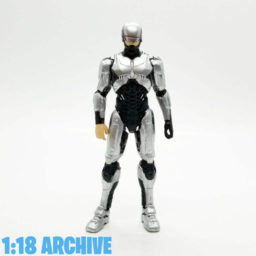 118 Droid of the Day Jada Toys 2014 Robocop reviews checklist guide Robocop1.0