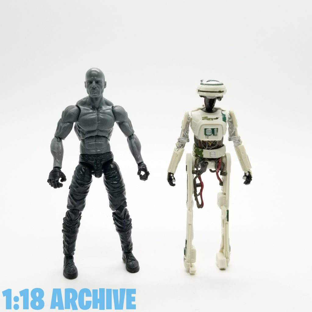 1:18 Action Figure Archive Droid of the Day Hasbro Disney Star Wars Solo Checklist Review Guide L3-37