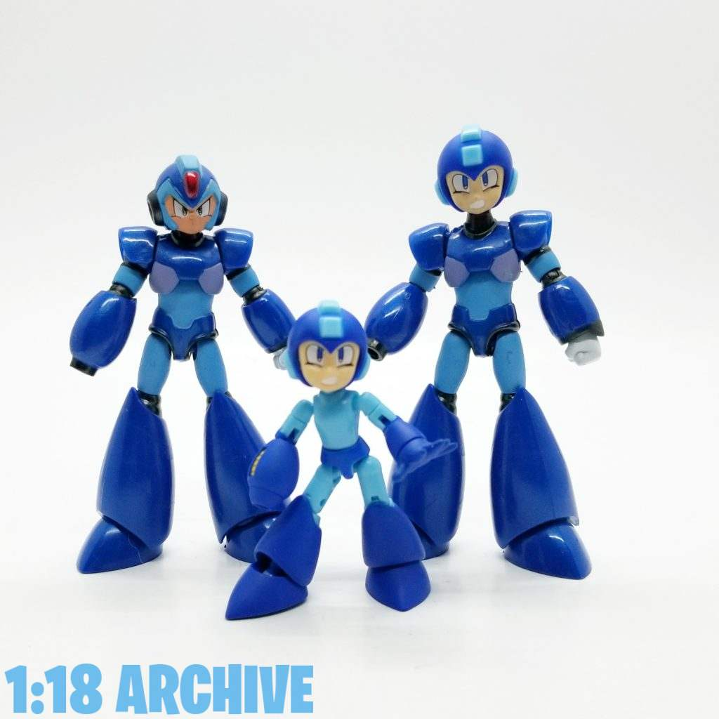 118 action figure archive droid of the day Mega Man Marvel Gamerverse Hasbro Review Checklist Guide Mega Man Action 66