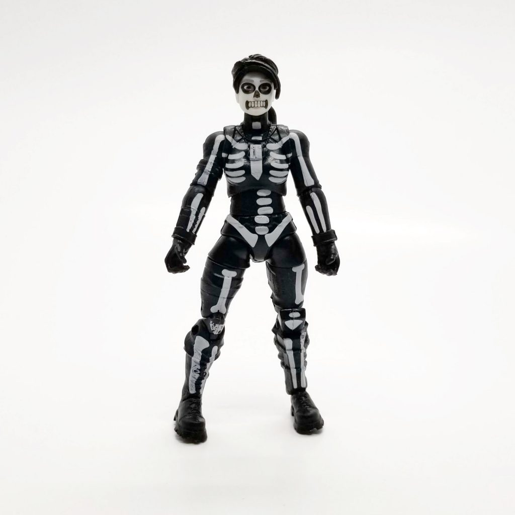 1:18 Archive Jazwares Fortnite Action Figure Checklist Guide Review Skull Ranger