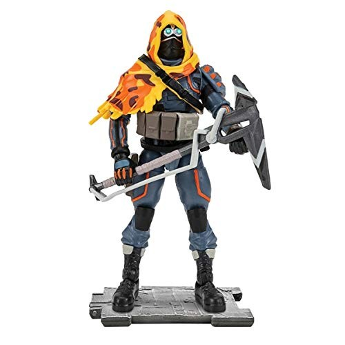 1:18 Archive Jazwares Fortnite Action Figure Checklist Guide Review Longshot