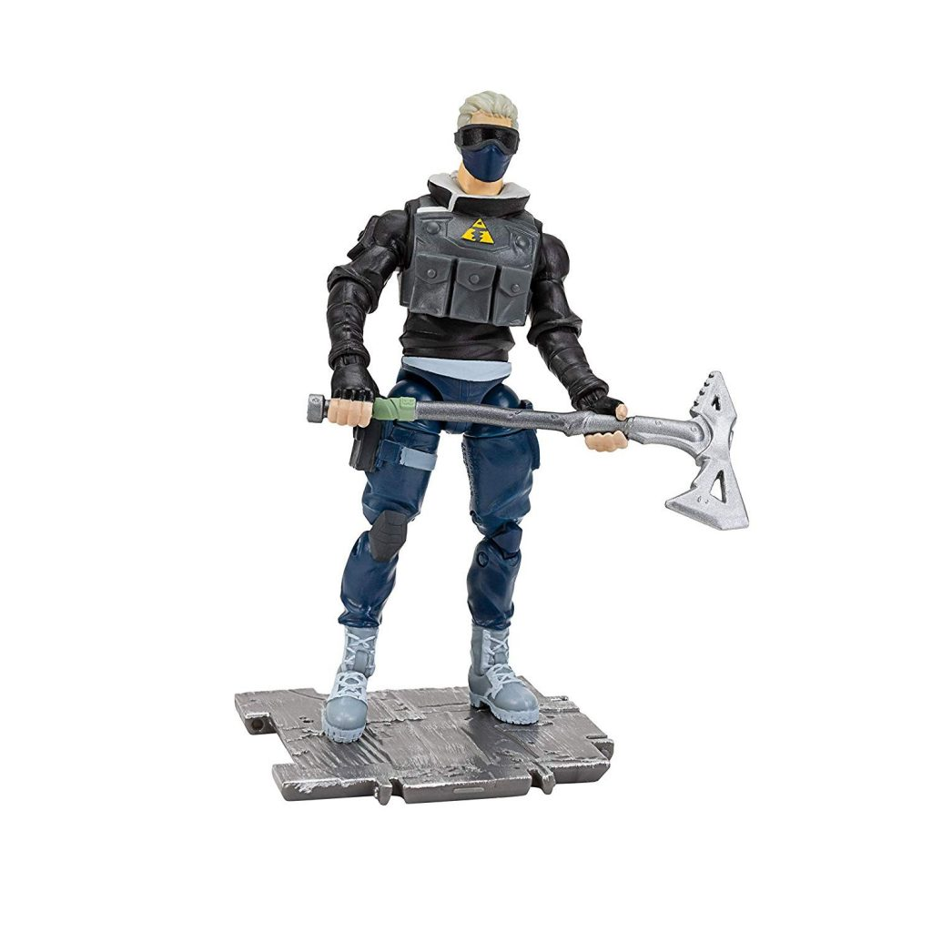 1:18 Archive Jazwares Fortnite Action Figure Checklist Guide Review Vector