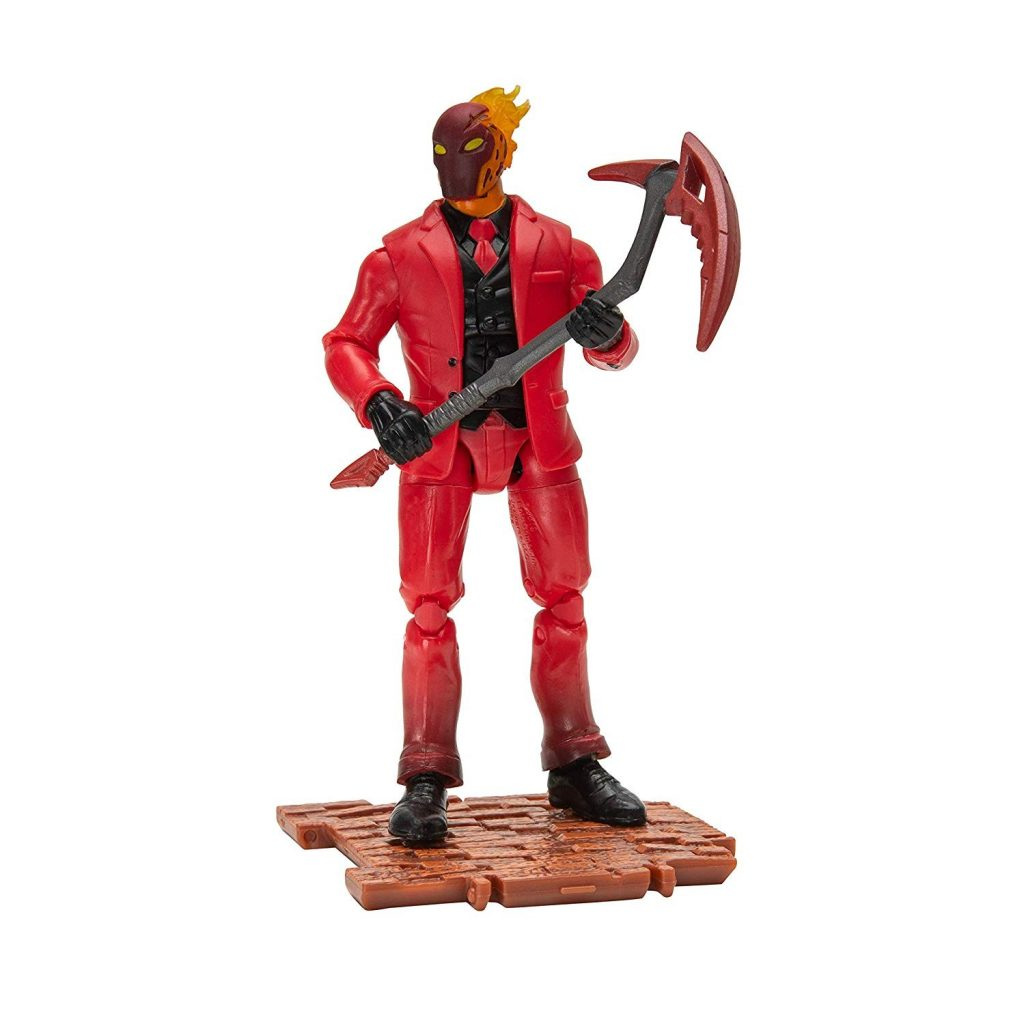 1:18 Archive Jazwares Fortnite Action Figure Checklist Guide Review Inferno