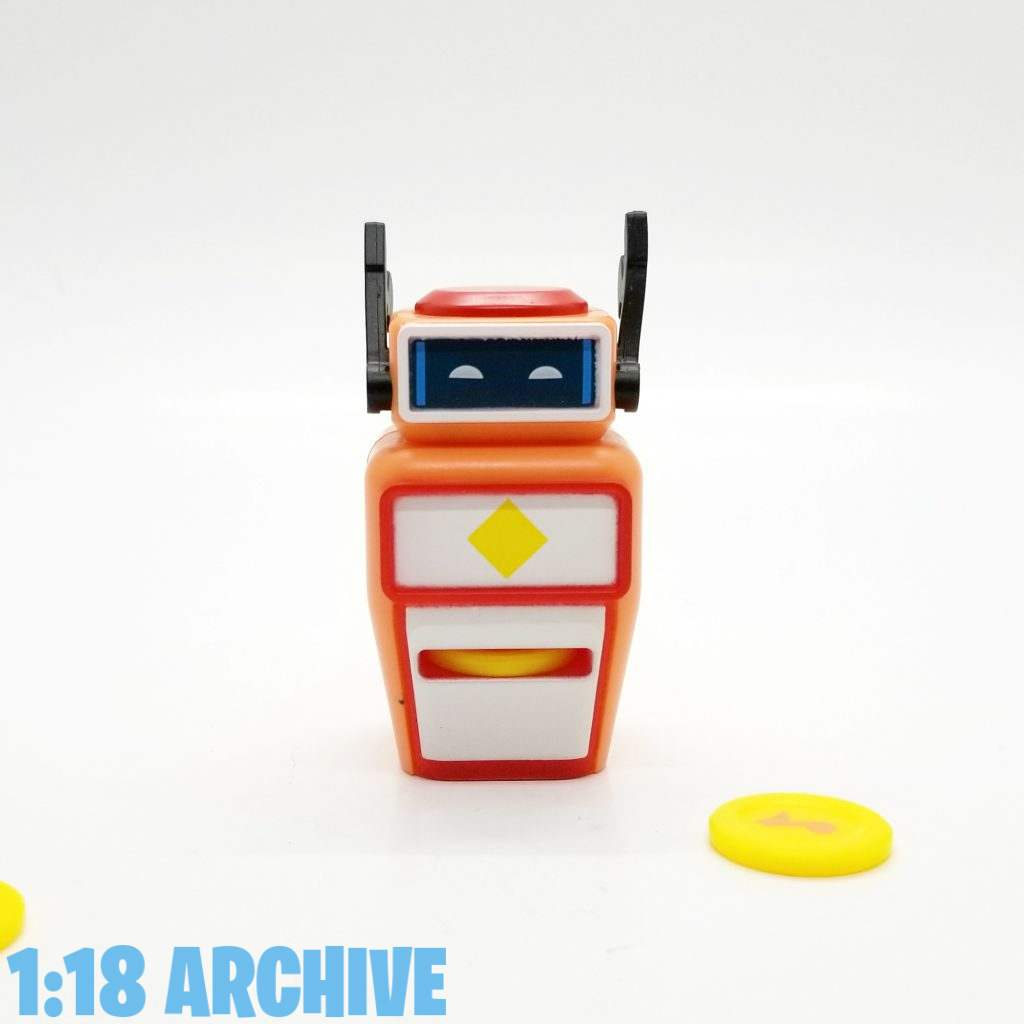 1:18 Archive Droid of the Day Jazwares Roblox Action Figure Checklist Guide Robeats Retro Robot