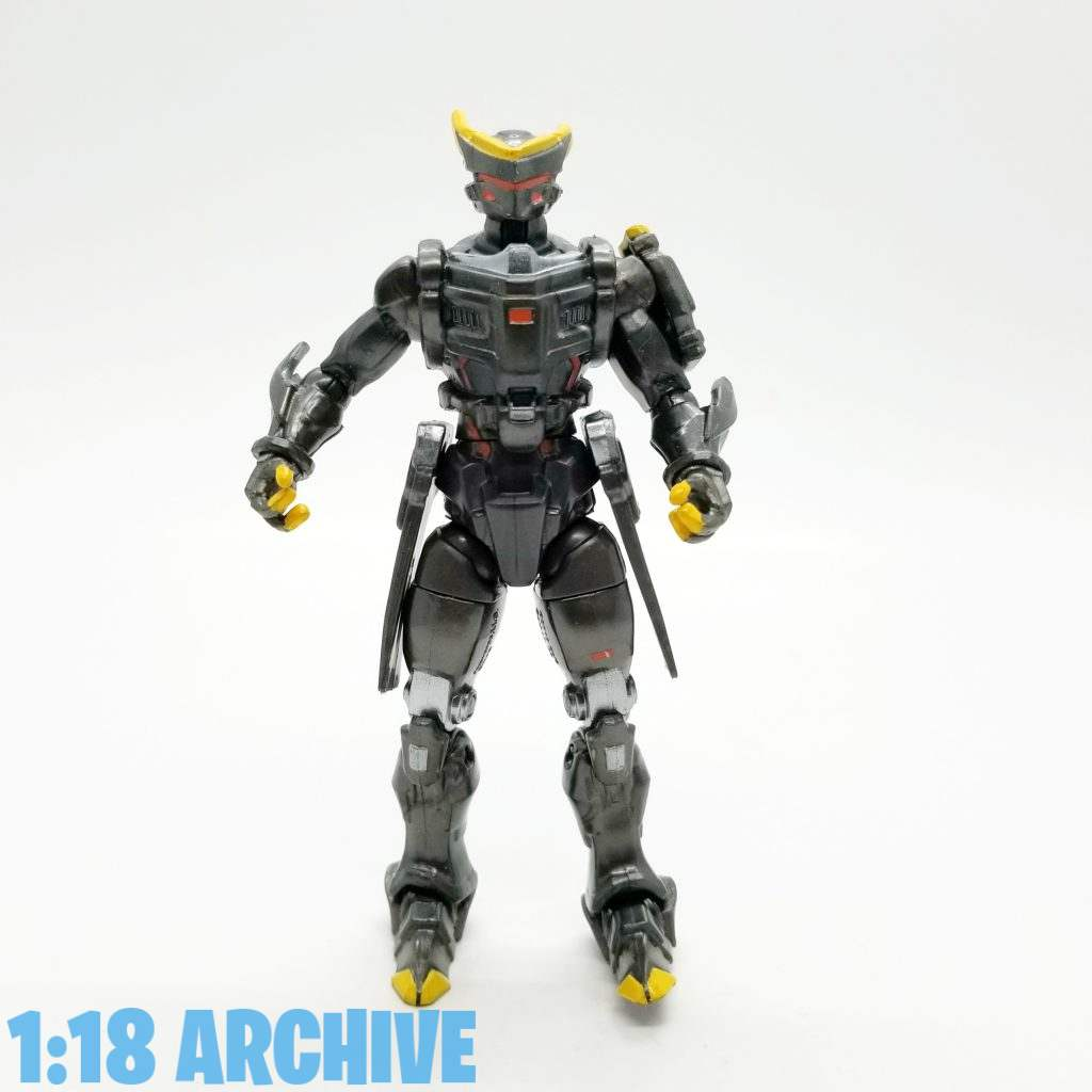 1:18 Archive Droid of the Day Jazwares Fortnite Action Figure Checklist Guide Review Sentinel