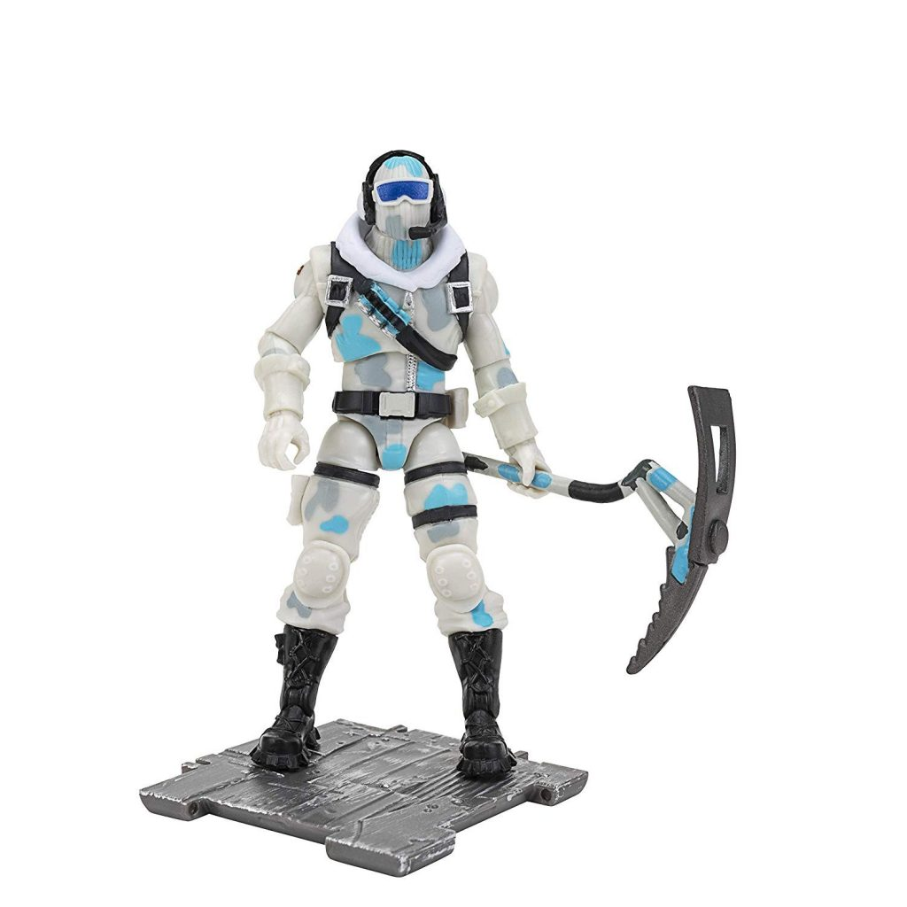 1:18 Archive Jazwares Fortnite Action Figure Checklist Guide Review Frostbite