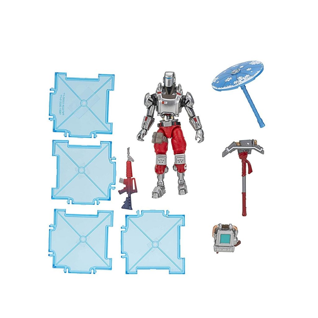 1:18 Archive Jazwares Fortnite Action Figure Checklist Guide Review AIM