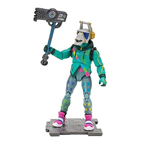 1:18 Archive Jazwares Fortnite Action Figure Checklist Guide Review DJ Yonder
