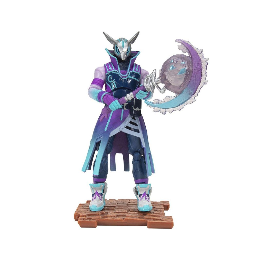 1:18 Archive Jazwares Fortnite Action Figure Checklist Guide Review Luminous