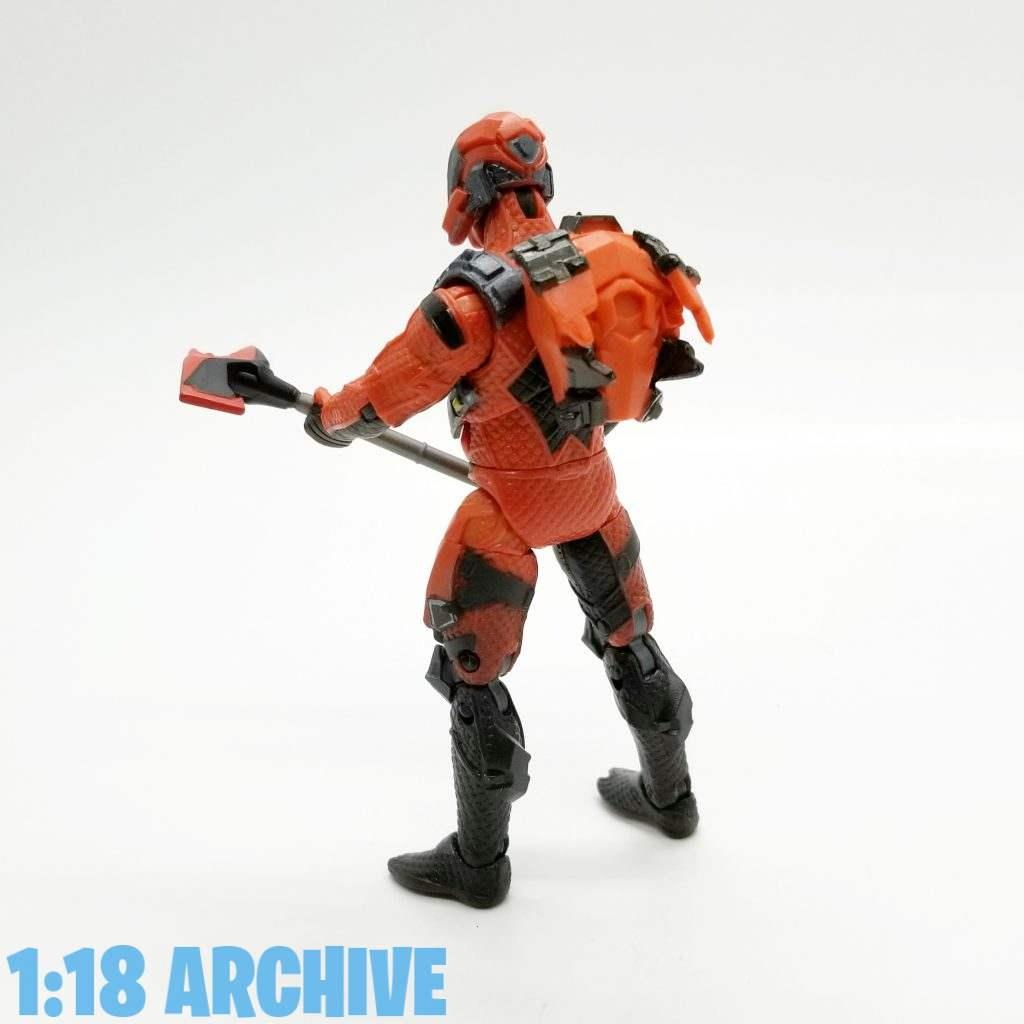 1:18 Archive Jazwares Fortnite Action Figure Checklist Guide Vertex