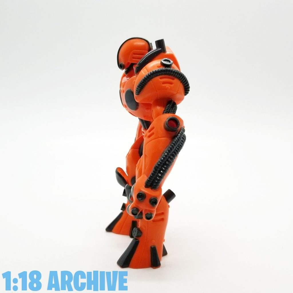 1:18 Archive Morphonauts Action Figure Checklist Guide Review Pyronaut