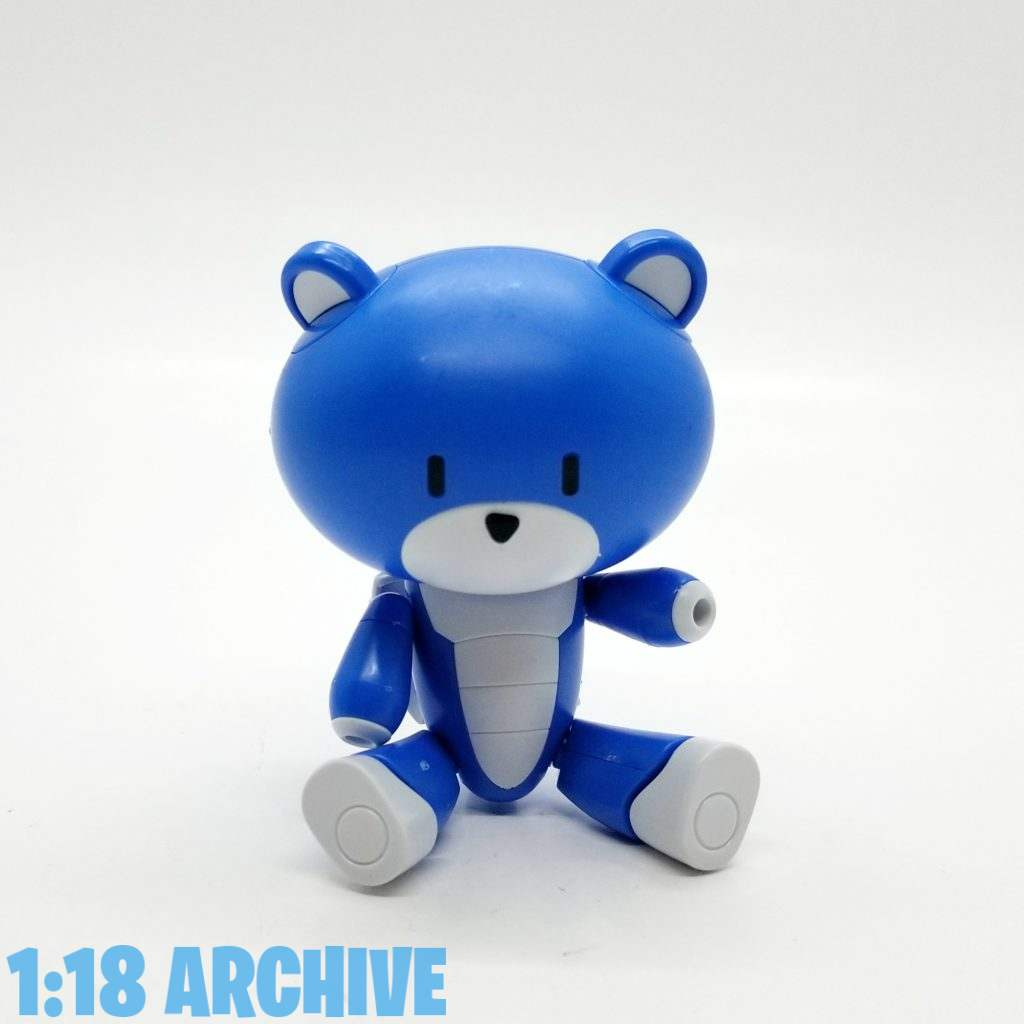 1:18 Action Figure Archive Droid of the Day Reviews Checklist Guide Bandai Gundam Build Fighters Model Kits Bearguy