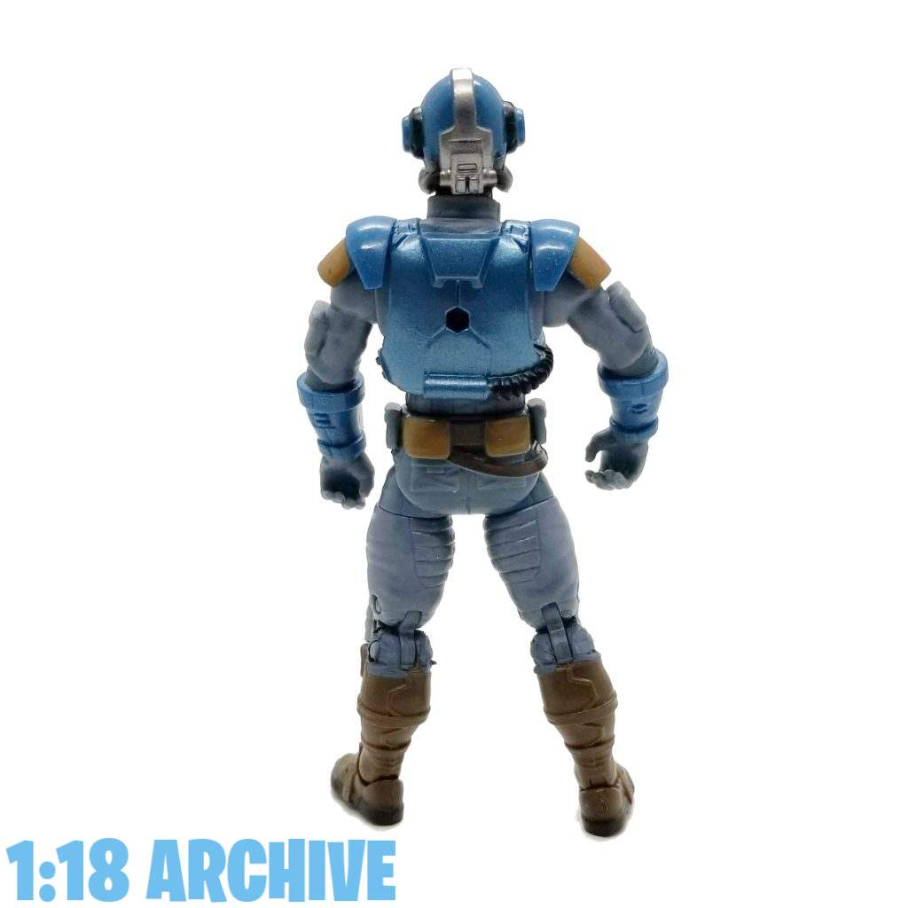 1:18 Action Figure Archive Droid of the Day Reviews Checklist Guide Jazwares Fortnite Early Game Survival Kit The Visitor