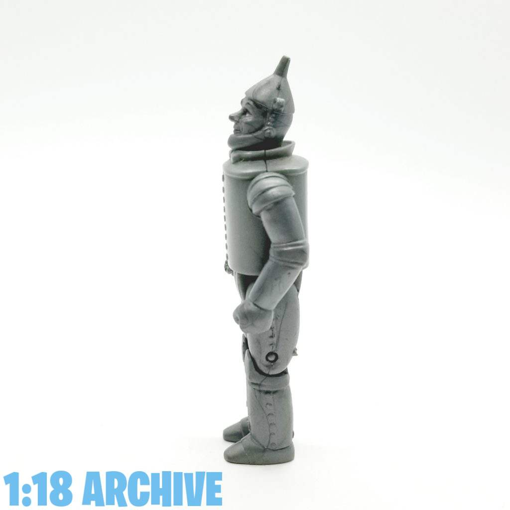 1:18 Action Figure Archive Droid of the Day Reviews Checklist Guide MGM Turner Wizard of Oz 50 Anniversary Tin Man