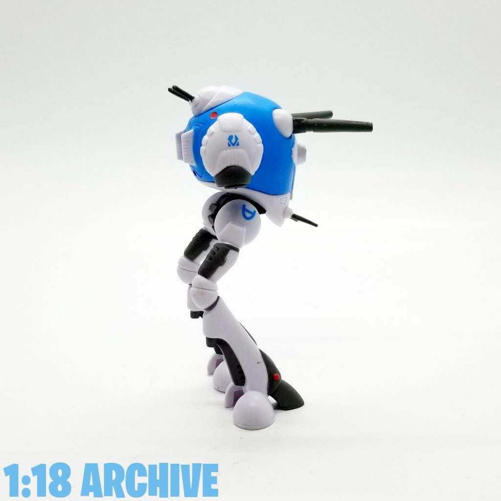 1:18 Action Figure Archive Droid of the Day Reviews Checklist Guide Supe7 ReAction Robotech Zentraedi Battlepod
