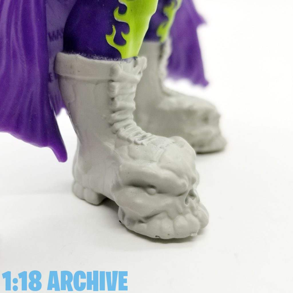 1:18 Action Figure Archive Reviews Checklist Guide Spin Master Toys Monster Jam Creatures Grim