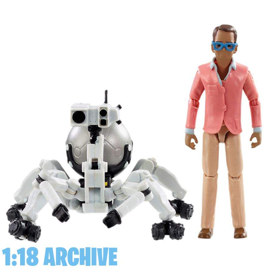 118_Action_Figure_Archive_Droid_Of_The_Day_Reviews_Checklist_Guide_Vivid_Imagination_Thunderbirds_Are_Go_Max_Brains