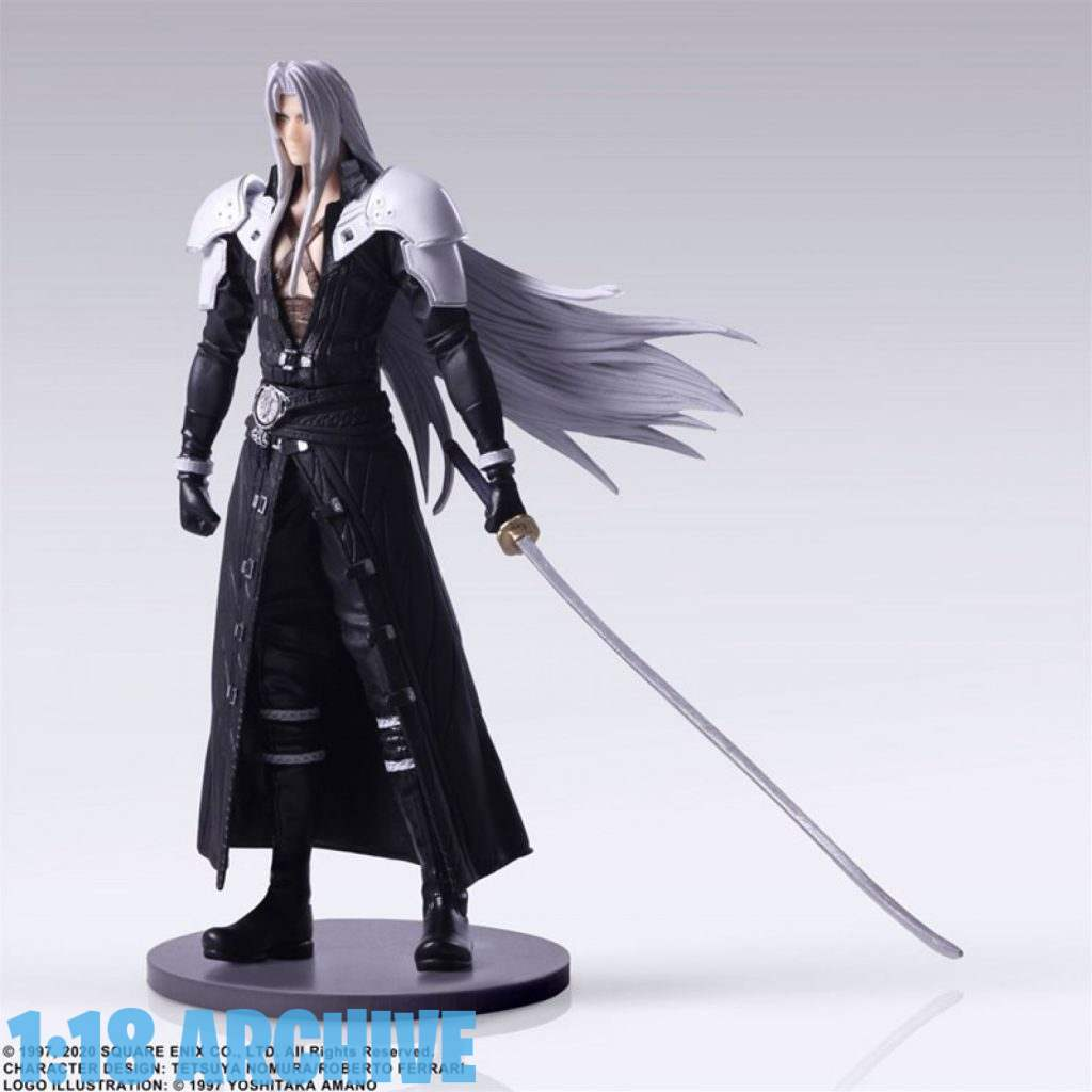 118_Action_Figure_Archive_Reviews_Checklist_Guide_Final_Fantasy_VII_7_Remake_Trading_Arts_Sephiroth