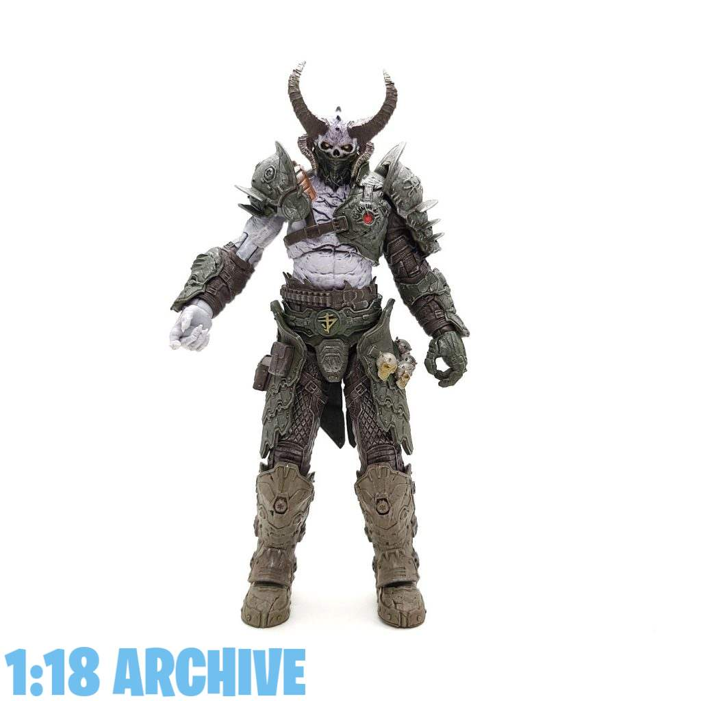 Marauder Doom Eternal By Mcfarlane Toys 1 18 Action Figure Archive