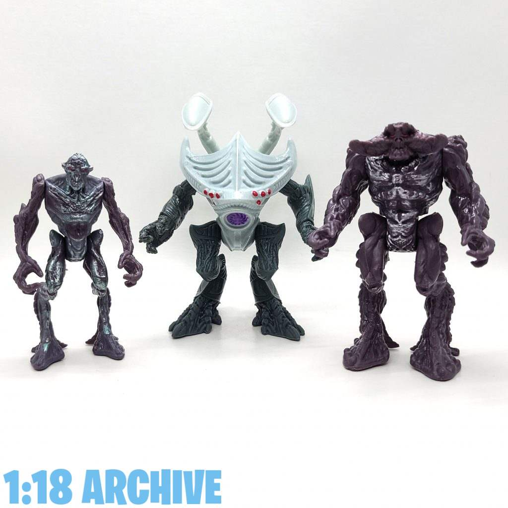 118 action figure archive dollar tree final faction kharn synthoid review guide checklist